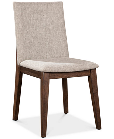 Crosby Upholstered Side Chair, Created for Macy's