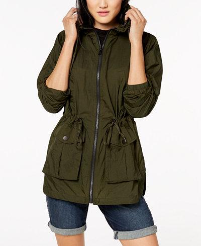 Levi's® Lightweight Fishtail Windbreaker Jacket