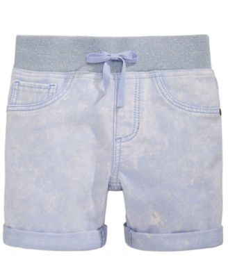 Vanilla Star Big Girls Knit Waist Bermuda Shorts