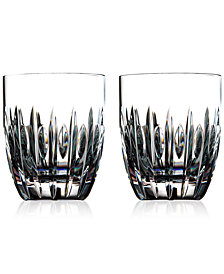Waterford Mara Tumblers, Set of 2