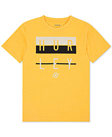 Hurley Graphic-Print T-Shirt, Big Boys