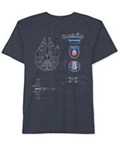 146377f6f92 Star Wars Kids Character Shirts   Clothing - Macy s