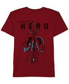 Marvel's® Spider-Man T-Shirt, Little Boys