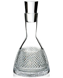 Diamond Line Decanter With Stopper