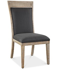 Encore Armless Chair, Quick Ship