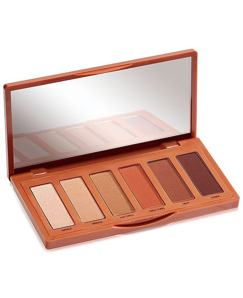 Urban Decay Naked Petite Heat Eyeshadow Palette  Reviews - Makeup - Beauty - Macys-7365