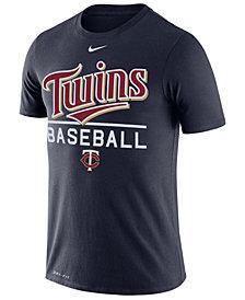 Nike Men's Minnesota Twins Dry Practice T-Shirt
