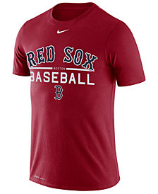 Nike Men's Boston Red Sox Dry Practice T-Shirt