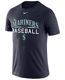 Nike Men's Seattle Mariners Dry Practice T-Shirt