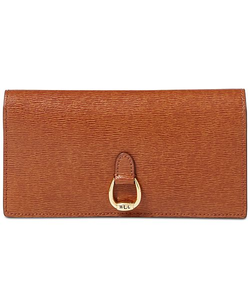 290aaea0dbd1 Lauren Ralph Lauren Bennington Slim Leather Wallet   Reviews ...