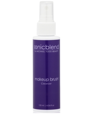 Michael Todd Beauty Sonicblend Makeup Brush Cleanser, 3.4 oz.