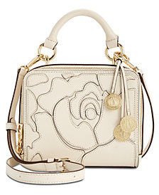 DKNY Sara Top Handle Crossbody, Created for Macy's