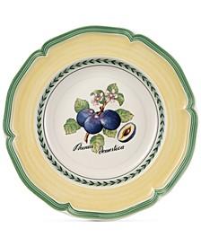 French Garden Rim Soup Bowl