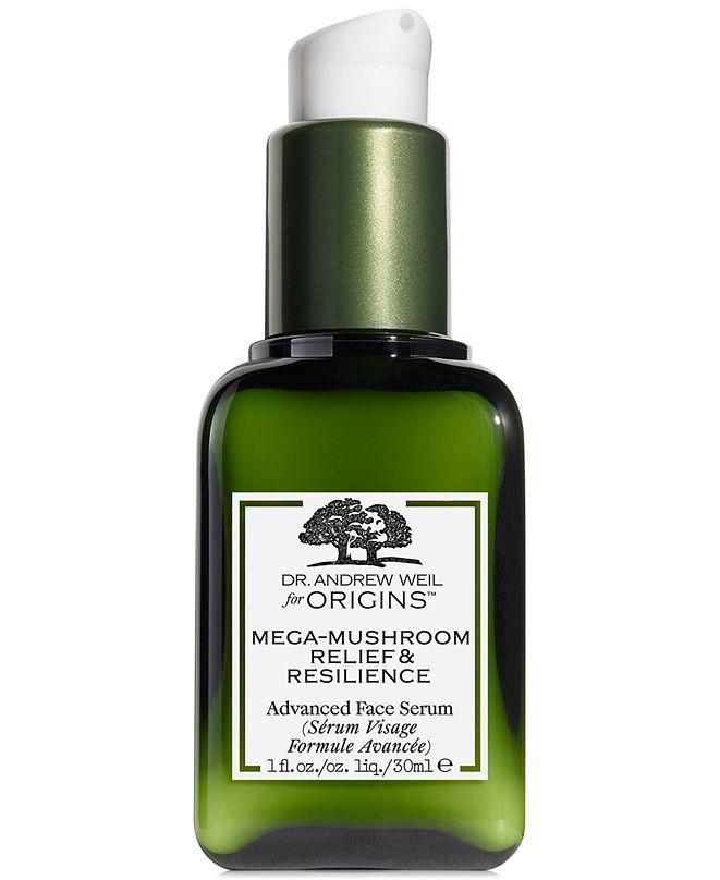 Origins Dr. Andrew Weil For Origins Mega Mushroom Relief & Resilience Advanced Face Serum, 1 fl. oz.