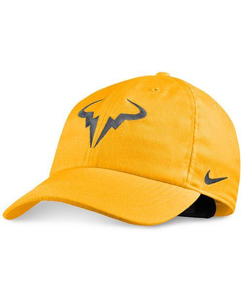 c9ba96b1a0a92 Nike Men s Court AeroBill Rafa Tennis Hat   Reviews - Hats