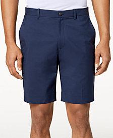 "Alfani Men's Flat-Front 9.5"" Shorts, Created for Macy's"