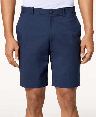 Alfani Men's Flat-Front Shorts, Created for Macy's