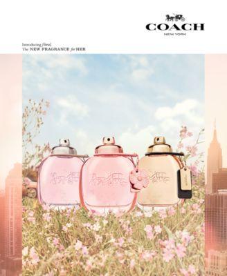 COACH Floral Eau de Parfum Spray, 3 oz. - Shop All Brands - Beauty ... 7acbacbd7ba