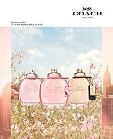 The COACH Women's Fragrance Collection