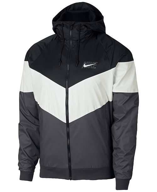 2bfeda25bd Nike Men s Sportswear Windrunner Jacket   Reviews - Coats   Jackets ...