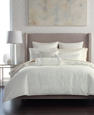 CLOSEOUT! Plume Full/Queen Duvet Cover, Created for Macy's