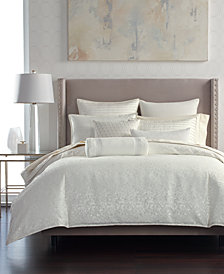 Hotel Collection Plume King Duvet Cover, Created for Macy's