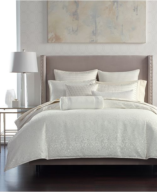 Mix And Match To Create Your Ideal Bedroom Style With The Plume Bedding Collection From Hotel