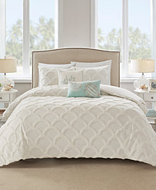 Harbor House Cannon Beach 3-Pc. Full/Queen Duvet Cover Set