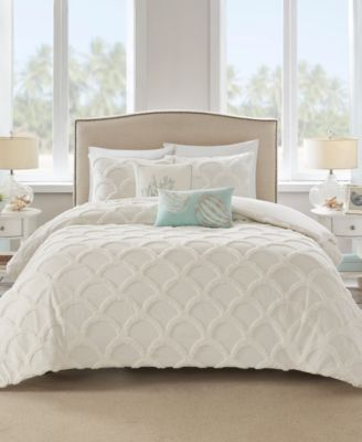 Superb Transform Your Bedroom Into A Relaxing Getaway With The Cannon Beach  Comforter Set From Harbor House. Oversized And Overfilled, This White  Cotton Comforter ...