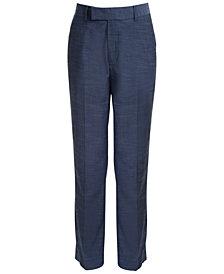 Calvin Klein Plain Weave Pants, Big Boys