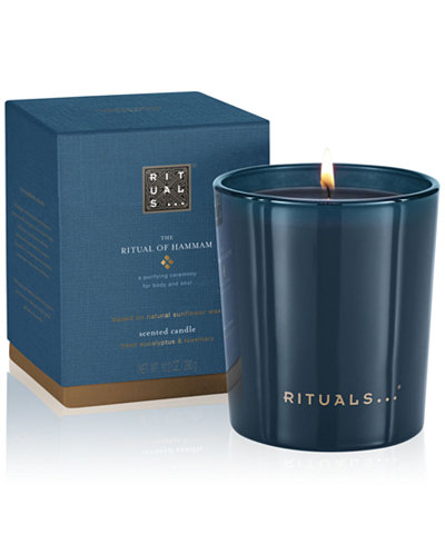 RITUALS The Ritual Of Hammam Scented Candle, 10.2-oz.