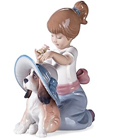 Lladro Collectible Figurine, An Elegant Touch