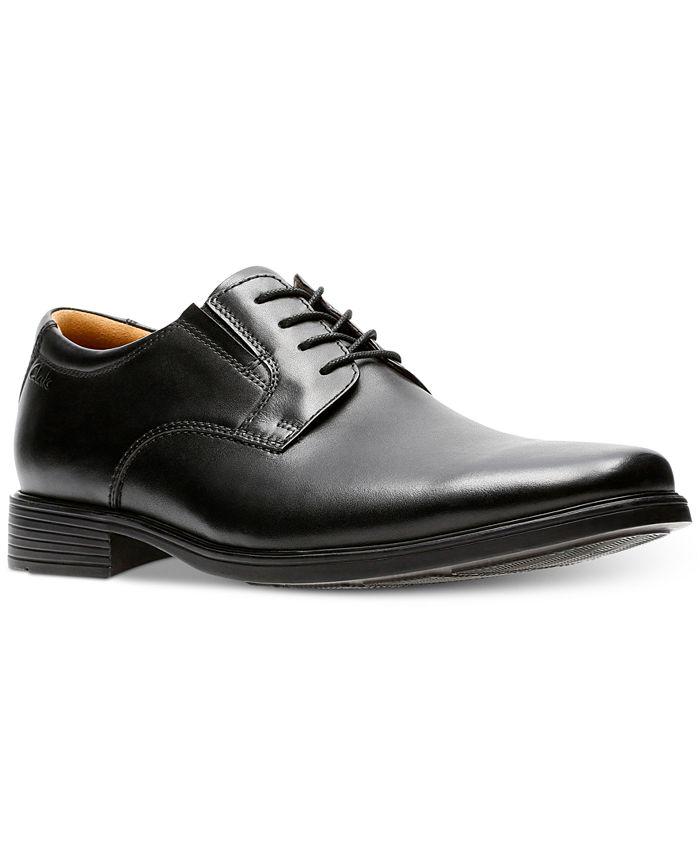 Clarks - Men's Tilden Plain-Toe Oxfords