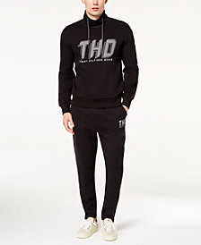 Tommy Hilfiger Denim Men's Sweatshirt & Jogger Pants Separates