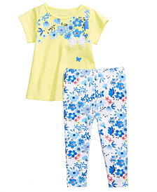 First Impressions Tunic & Leggings Separates, Baby Girls, Created for Macy's