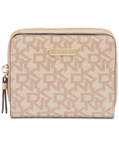 DKNY Bryant Signature Carryall Wallet, Created for Macy's