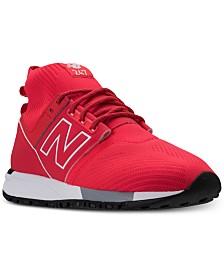 New Balance Men's 247 Mid Casual Sneakers from Finish Line 8z6nG