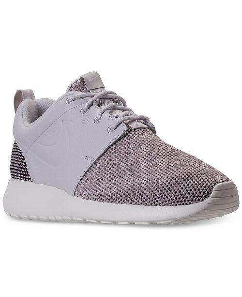 c4d4c1e6dd8 ... Nike Women s Roshe One Knit Casual Sneakers from Finish Line ...