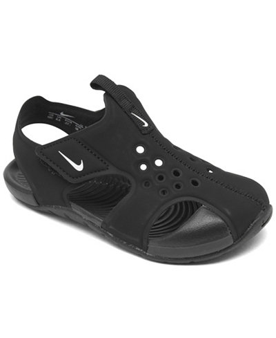 nike toddler boys' sunray protect 2 sandals from finish
