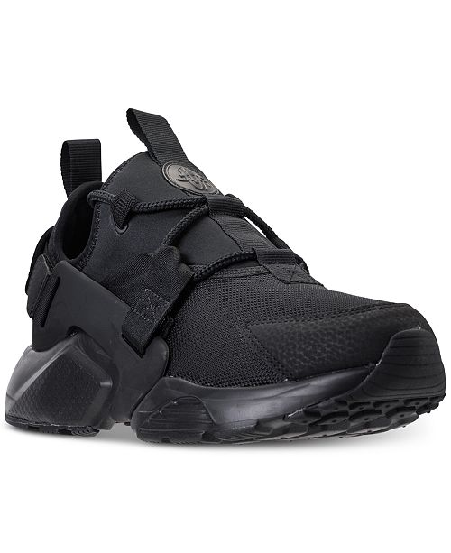 179c260b4a66 Nike Women s Air Huarache City Low Casual Sneakers from Finish Line ...