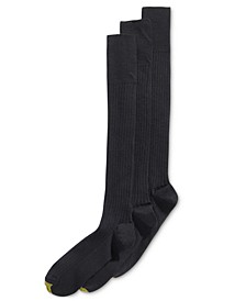 Men's 3-Pk. Premier Over-Calf Socks