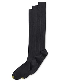 Gold Toe Men's 3-Pk. Premier Over-Calf Socks