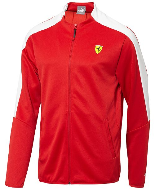 6bbd9004473637 Puma Men s Ferrari Track Jacket   Reviews - Coats   Jackets - Men ...
