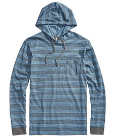 Volcom Men's Fentler Striped Hoodie