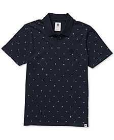 Element Men's Colter Graphic-Print Polo