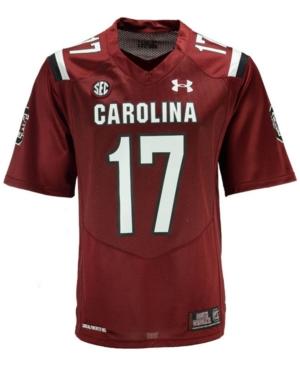 Under Armour Men's South Carolina Gamecocks Replica Football Jersey