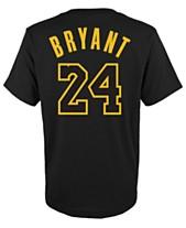 1ee828514fd Nike Kobe Bryant Los Angeles Lakers Retired Player T-Shirt