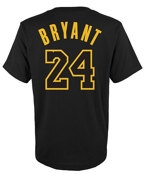 169a9a82f8c ... Nike Kobe Bryant Los Angeles Lakers Retired Player T-Shirt