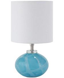 Regina Andrew Art Glass Mini Orb Table Lamp