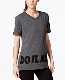 Nike Dry Just Do It T-Shirt